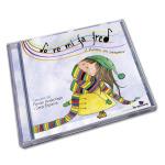 Portada del CD Do re mi fa fred. L'hivern en cançons.