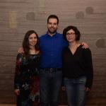 Equip de La Musca: Marta Amigó, J.M. Vidal i Maria Tarès