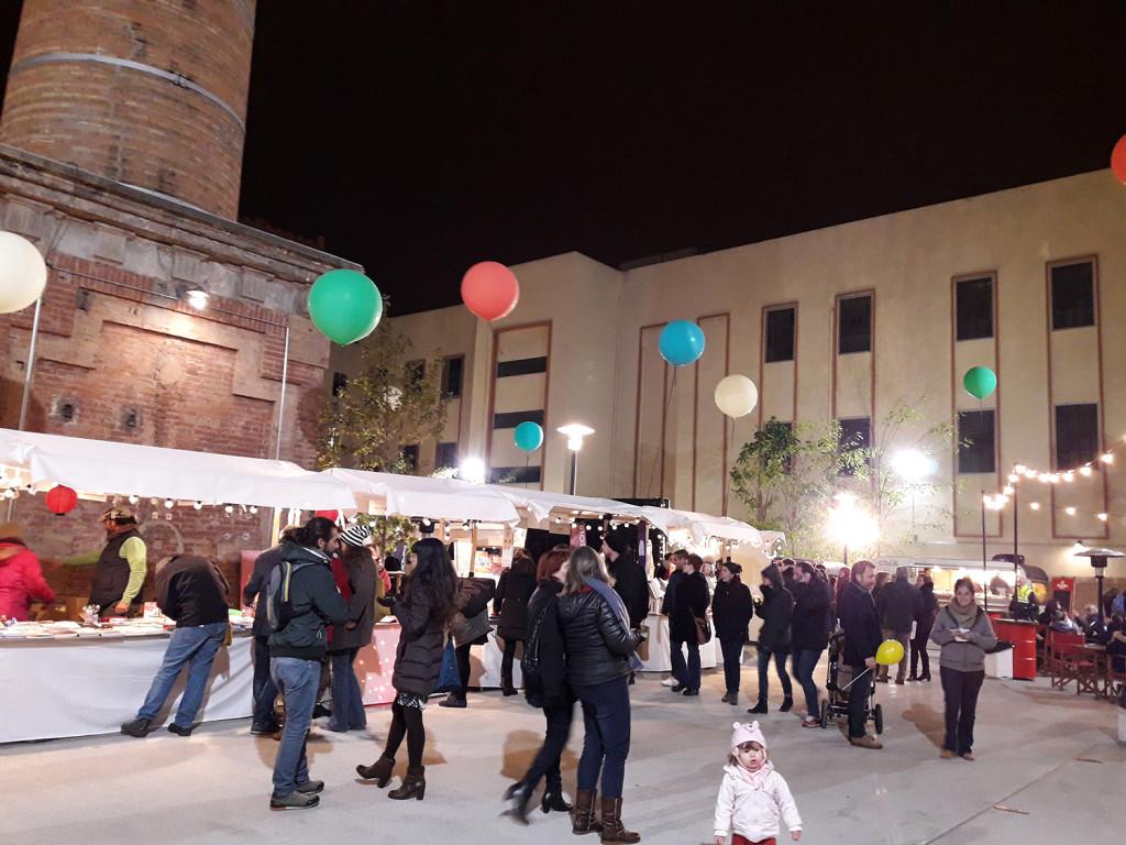 mercat nadal PARADETES