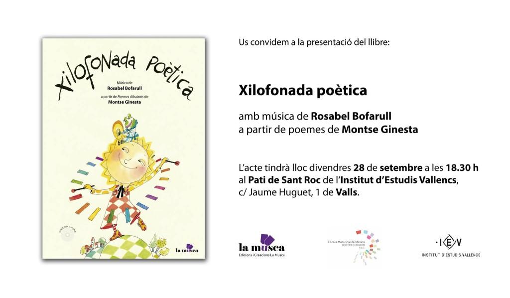 Presentació XIlofonada poètica